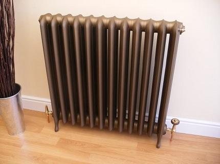 Чугунные радиаторы отопления – характеристики и выбор + видео