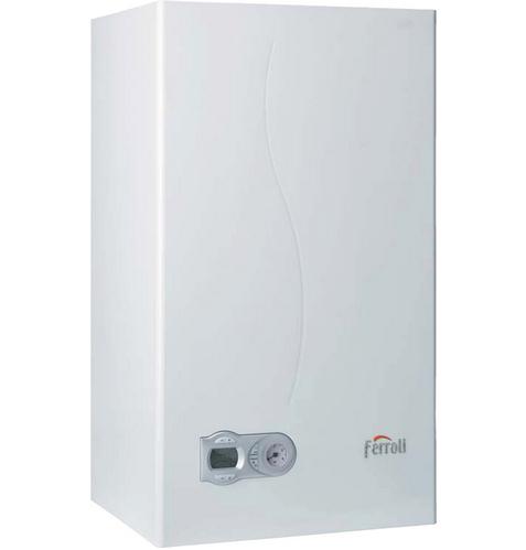 Газовые котлы ferroli. газовое отопление загородного дома. - термо-мир
