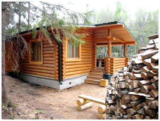 Какие дрова лучше для бани или какими дровами топить баню