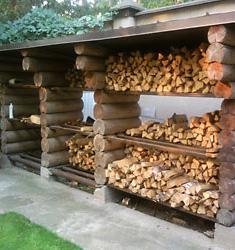 Реализатор березовых и других дров по подмосковью и москве ? компания дровакол.