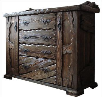 Строительная компания «жизнь дома» - мебель из состаренного массива дерева, мебель под старину