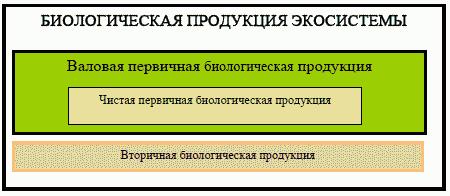 12.2.3. биологическая продукция и запас биомассы - yourlib.net