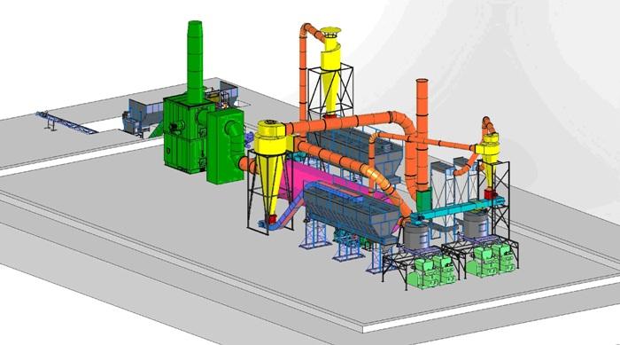 Линии брикетирования - механикатранс - заводы под ключ