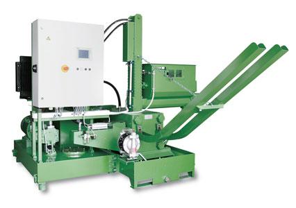 Завод эко технологий прессы для брикетирования отходов металла и дерева