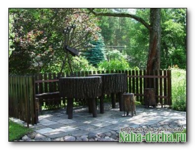 Дрова как декор » своими руками дача, строительство дачи, садоводство, ландшафтный дизайн