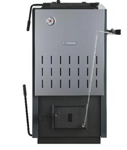 Котел отопления на дровах - bosch термотехника