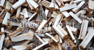 Березовые дрова колотые и пиленные чурбаками с доставкой по московской области