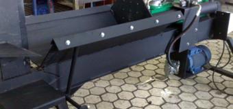 Гидравлический дровокол — устройство, характеристики и эксплуатация