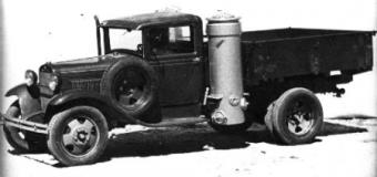 История газогенераторов — дерево, как топливо для автомобилей