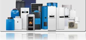 Системы отопления дома buderus