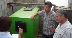 В вулканештах сдан в эксплуатацию котёл,  работающий на биомассе