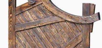 Строительная компания «жизнь дома» — мебель из состаренного массива дерева, мебель под старину