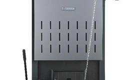 Котел отопления на дровах — bosch термотехника