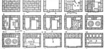 Строим домик — отопительно-варочная печь конструкции к.я.буслаева.(типа «шведка») — виды печей и их конструкции — статьи и документация