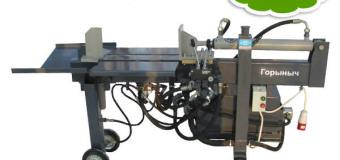 Дровокол горыныч — купить гидравлический колун для дров. характеристики и цены.
